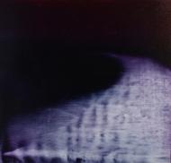 ©Anne Penman Sweet: 'Pathways IV' oil on gesso panel 15x15cm